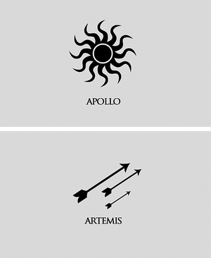 Cabins - Apollo and Artemis