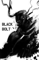 Marvel FanArt BLACK BOLT by benedickbana