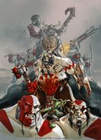 Warhammer Ogre Kingdoms by timshinn73