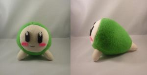 Kirby Minny plush commission by pandari