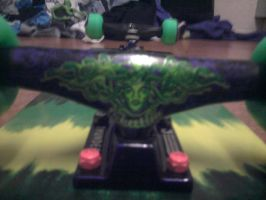 thunder madussa trucks by sp33dd3mon