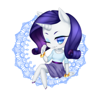 Rarity by deizunei