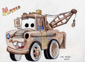 Mater by marissamcpeak