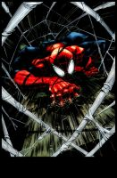 Superior Spider Man By Ryanstegman by adriannauk