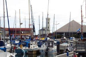 Arbroath harbour 1, Scotland by wildplaces
