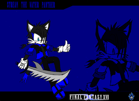 Stream the Water Panther by Xx-LordVincent-xX