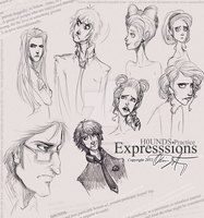 Expressions!!! by Alyvia-Write