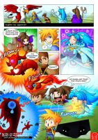 NEW GOLDEN SUN COMIC COMISSION by Witchking00