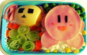 My Bento xD by thaonguyenp27