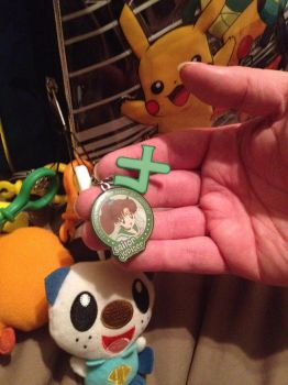 Sailor Jupiter charm by Zim999