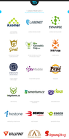 Logofolio 2012/2013 by lVlorf3us