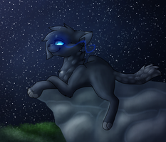 002. Bluestar by firestripetheepic