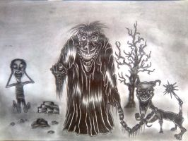The God of Insanity by JOKERSHADOW666