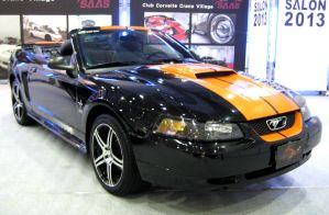 Ford Mustang BOSS GT Convertible by toyonda