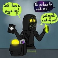 Why we can't have three of coins every week by Dulcamarra