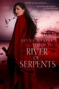 Book Cover - River of Serpents by BrynaHarper