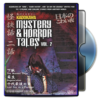 Mystery And Horror Tales Vol 2 by Jass8