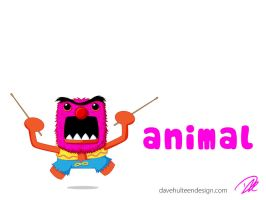 Domo Animal by dhulteen