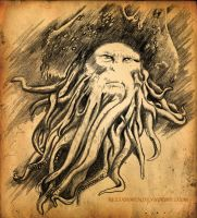 Davy Jones by Neldorwen