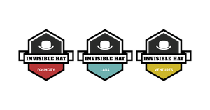 Invisible Hat Foundry: Logos by ohkanon