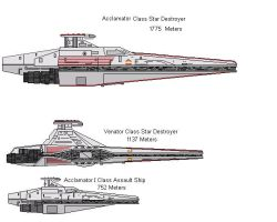 my star wars clone wars fleet by yondaime-hokage88