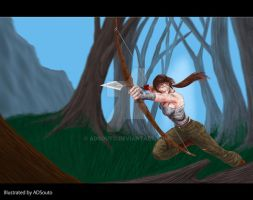 Tomb Raider Hunt by ADSouto