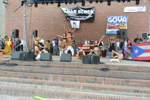 Puerto Rican/Latin Festival, Little Jungle Moves10 by Miss-Tbones