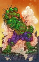 Hulk by AlonsoEspinoza