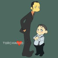 Torchwood 01 by matsutakedo