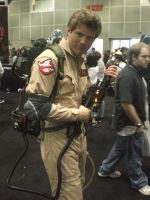 Ghostbusters Cosplay by OPlover