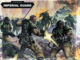 Imperial Guard by TheRevoloute