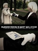 Iceland-Russia relations by nemesisz-moon