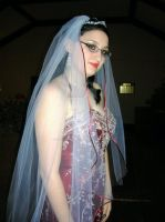 The Bride - aka me - 3 by EscapeFromWonderland