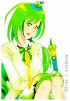 Prize Contest : Chlora for Astgart by ScarletteRoseDEzZean