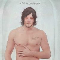 Norman Reedus - 6 by Gregory-Welter