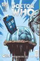 Doctor Who Prisoners of Time #11 Jetpack Comics by RobertHack