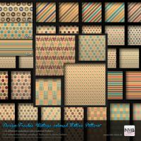 110 PS CS+ Vintage Colored Motive Pattern by Hexe78