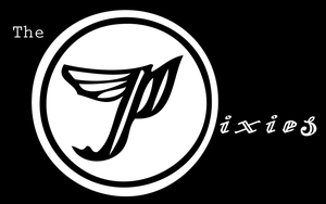 Pixies Logo Desktop by LynchMob10-09