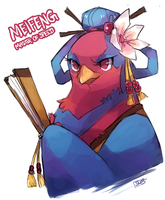 Meifeng by fu-fighters