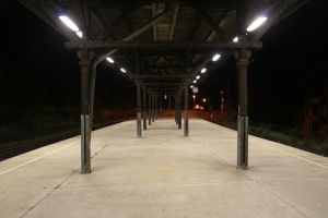South Central Station Chemnitz by c0nk3r