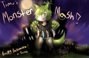 T O M O 'S Monster Mash Event by DarknedStar