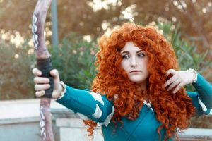 MERIDA by ArienGreenleaf