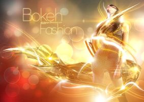 Bokeh Fashion by dikzdesign