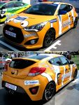 Veloster GDi KSF Cup Race Vehicle by toyonda