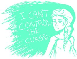 I Can't Control The Curse. by PrillaLightfoot