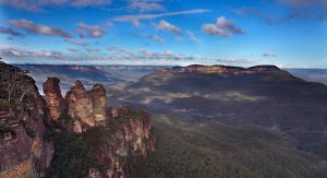 The Three Sisters by tariqphoto