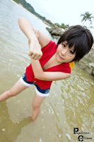 Luffy Genderbend by CerealAddiction