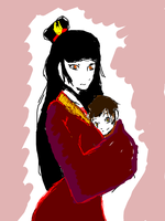 Mai and maiko spawn ... by 123chachy