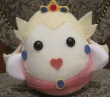 Princess Peach Closet Monster by FlyingPrincess