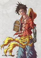 Luffy The Captain by PikoloZ-Dreamin